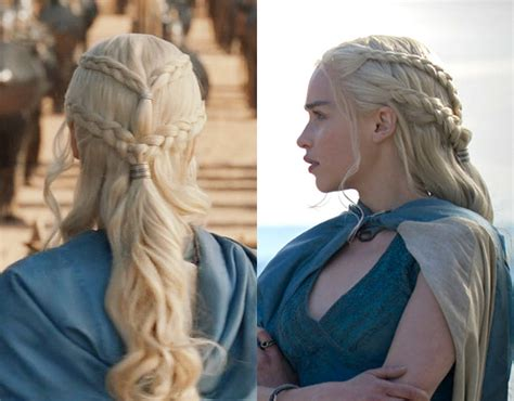 daenerys targaryen hair daenerys from game of thrones hair tutorial hair