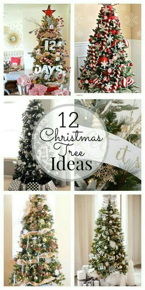 12 Top Tips On Decorating Trees by 12 Chirstmas Tree Ideas Trusper