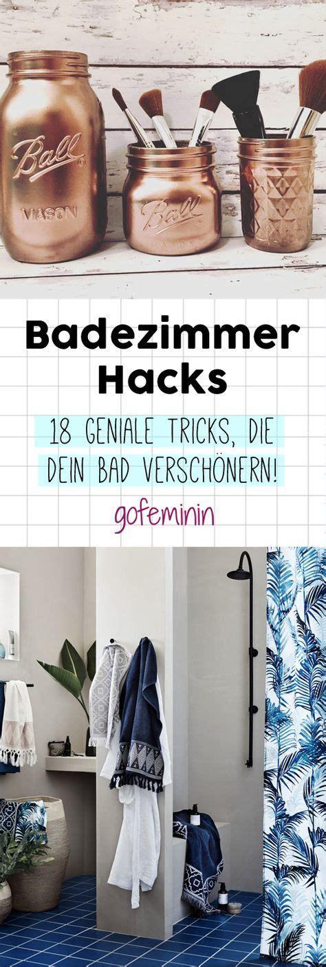 Kleines Badezimmer Hacks by Die Besten 25 Badezimmer Deko Ideen Auf
