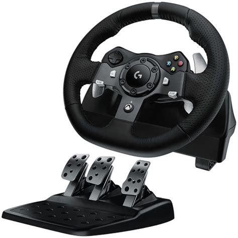 volante xbox one volante de carreras logitech g920 driving para xbox