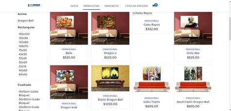 comprar un cuadro 191 queres comprar un cuadro de dragon ball entra manga y