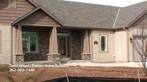 badger home builders original boomer next step ranch with