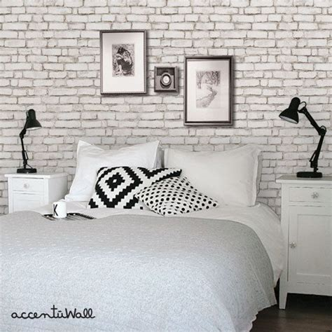 brick wallpaper bedroom white brick wallpaper bedroom photos and video