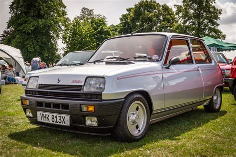renault silver 1981 silver renault 5 gordini turbo the renault 5 alpine