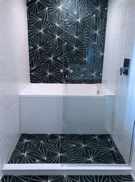 radar hexagon xx hex concrete cement tile