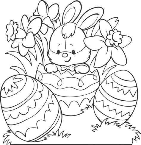 easter colouring  print  matters