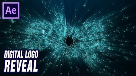 tutorial logo reveal after effects digital logo reveal trapcode form tutorial for after