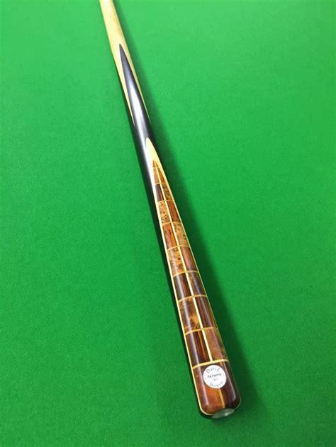 Handmade Cue - david bowen cues custom made snooker cues