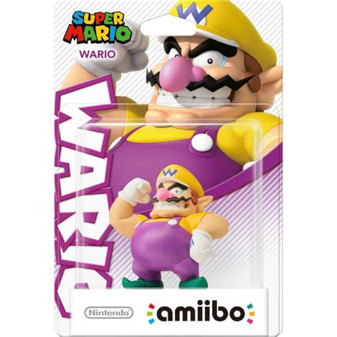Nintendo Wall Stickers wario amiibo super mario collection nintendo uk store