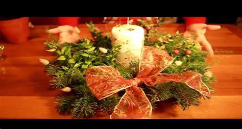 centro tavoli natalizi fai da te centro tavoli natalizi fai da te galleria foto