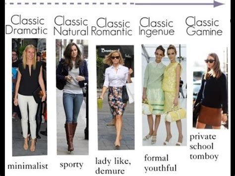 9 Classic Looks by Classic Style Facet