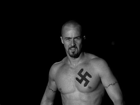 edward norton tattoos american history x wallpapers american history x