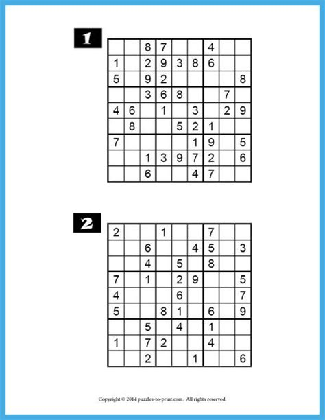 printable sudoku easy pdf easy sudoku for you printable pdf puzzles to print