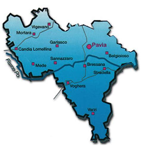 pavia mappa italia pavia lombardy italy