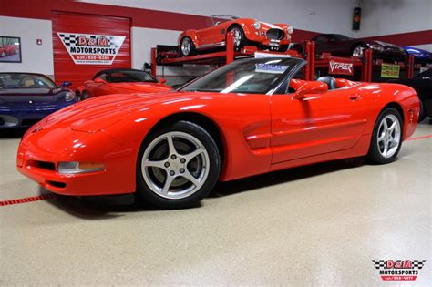 2000 Chevrolet Corvette Convertible by 2000 Chevrolet Corvette Convertible Stock M5648 For Sale