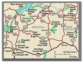 navajo national monument desertusa