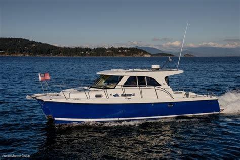 aspen boats for sale new aspen power catamaran c100 c32 escape for sale