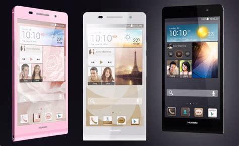 themes huawei p6 how to download and install themes on ascend p6 huaweinews