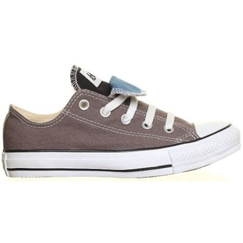 Converse Ct Solgum Unisex converse converse ct dbl tng ox charcoal k7 136857c unisex trainers converse from