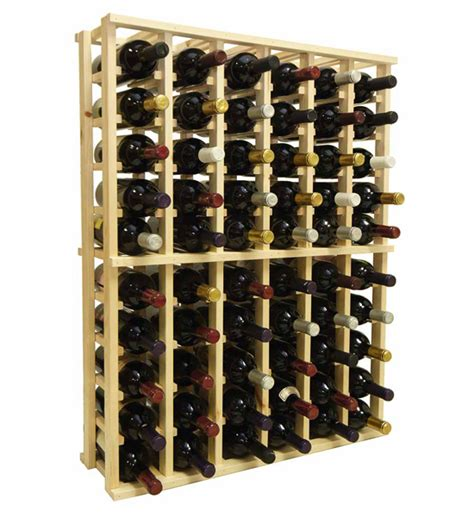 Do It Yourself Wine Racks wine rack kit redwood do it yourself in wine racks and
