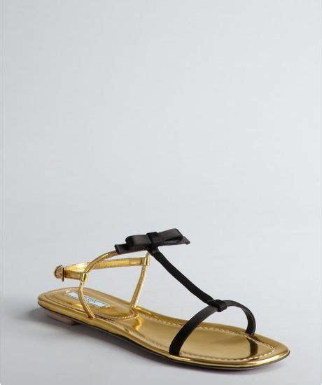 black and gold flat shoes black and gold flat shoes 28 images sale flat ballet
