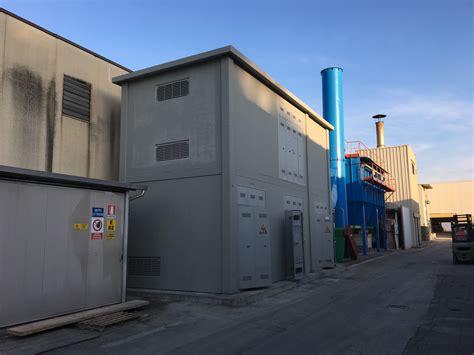 cabina elettrica cabine elettriche a pannelli progettazione realizzazione