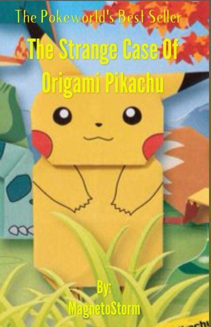The Strange Of Origami Yoda Quiz - the strange of origami pikachu origami yoda