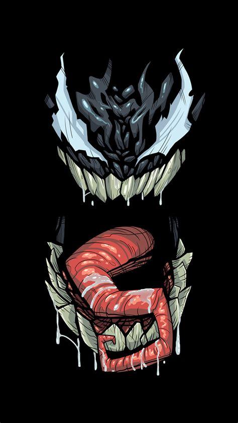 artistic venom wallpaper    smartphones hd