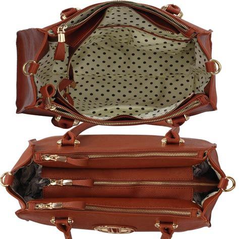 Exsper Totte Bag Set 3 In 1 large tote bags 3 compartments shoulder handbags ward