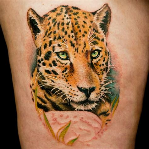 cheetah tattoos leopard tattoos designs ideas and meaning tattoos for you