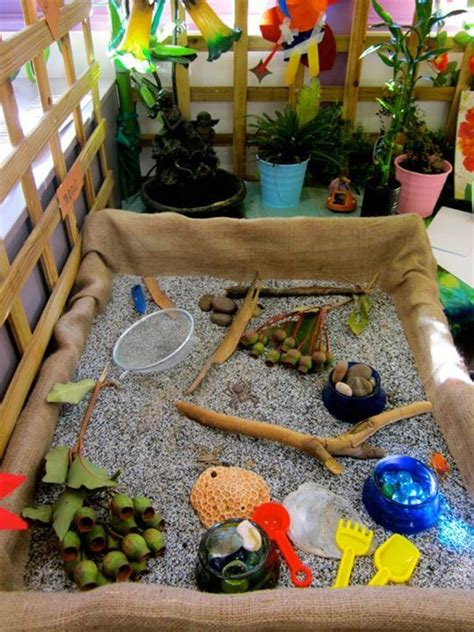materials for sensory table 49 best ece small world play images on pinterest small