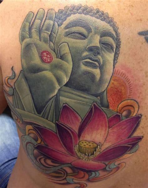 buddha lotus tattoo designs lotus ideas and lotus designs page 7