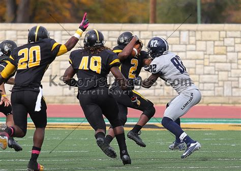 lincoln blue tigers football everett royer fort hays state vs lincoln