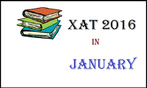 xat test pattern 2015 xat 2016 exam date announced to be held on january 3