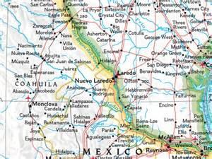 laredo map violence in nuevo laredo mexico national geographic