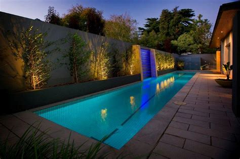 lap pool swimming pools