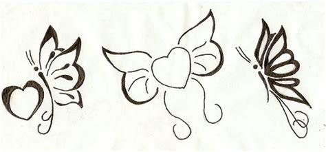butterfly tattoos by fallenoangel on deviantart