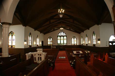 episcopal church new bern nc