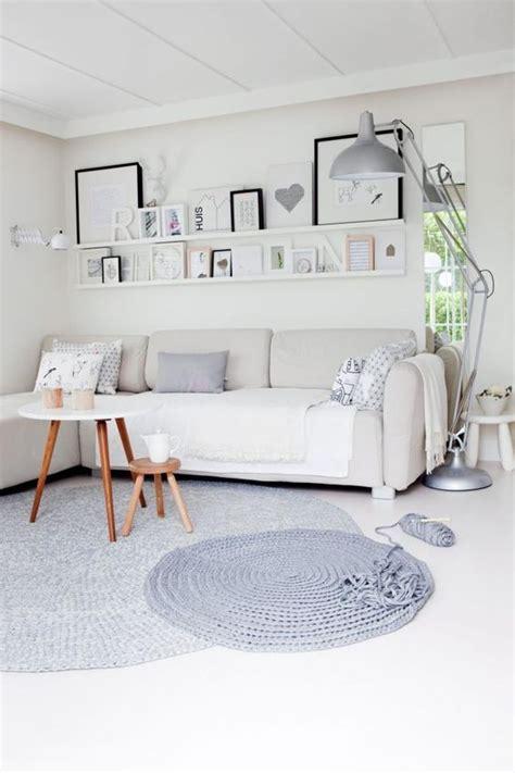 tapis rond de salon inspiration un tapis pour le salon cocon de d 233 coration le