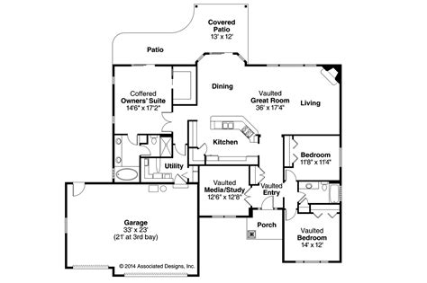 ranch house plans meadow lake 30 767 associated designs 100 ranch floor plans best 20 new house plans ideas