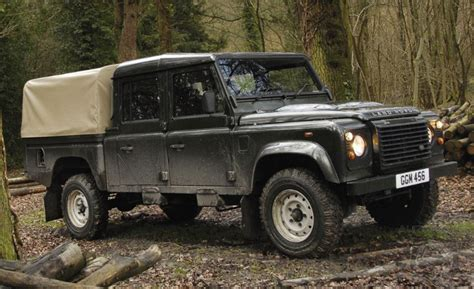 land rover 130 topworldauto gt gt photos of land rover defender 130 pick up