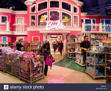 anthropologie store interior nyc stock photo royalty free image 60960993 alamy interior barbie s dream house display toys r us store
