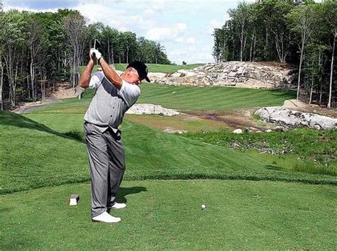 mark o meara swing muskoka golf courses you should see golf muskoka
