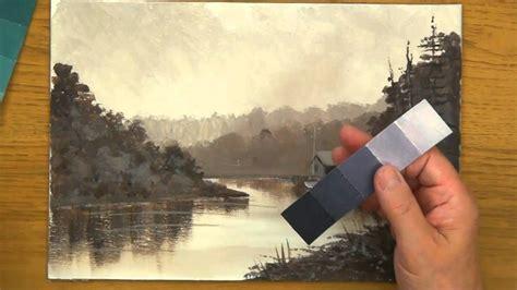 watercolor value tutorial understanding tonal value contrast watercolour