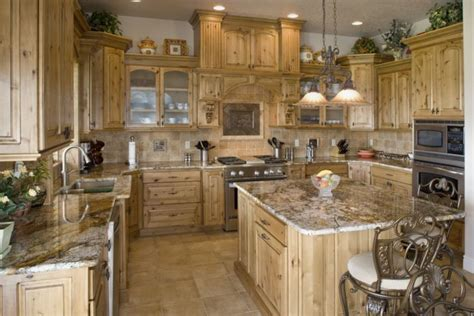 Rustic Alder Kitchen Cabinets Rustic Kitchen Cabinets Knotty Alder Kitchens Pg 2 For The Home Wood