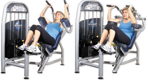 abdominal crunch bench machine vijay engineers pune manufacturer in pune id 4454485773