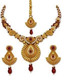Pearls copper jewel set online at best prices in india flipkart com