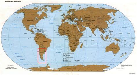 www world map image trekchile maps