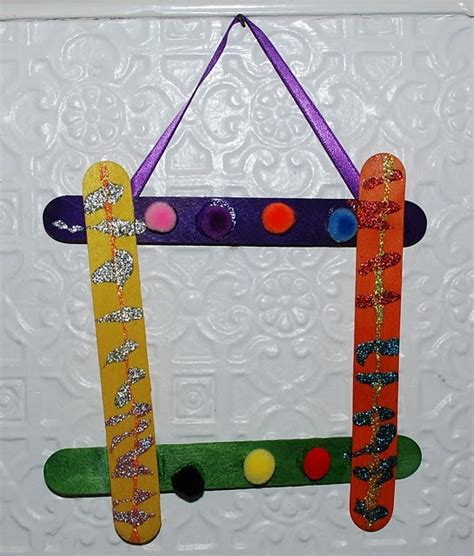 picture frame craft 127 best images about craft stick crafts on