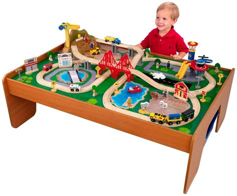 thomas the train play table train set table for 6 ultimate train set table